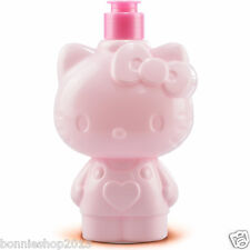 Hello Kitty stereo bottle of hand sanitizer detergent bottles of lotion is empty