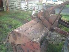 Howard Rotovator Selectatilth tractor mounted 5ft.