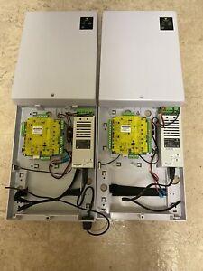 Paxton Net2 Plus Door Controllers PSU Plastic Cabinet X2