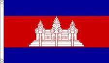 Cambodia 3' x 2' Flag Cambodian Asia Asian