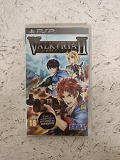 Valkyria Chronicles II (Sony PSP Game) (L4)