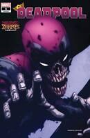 Deadpool #6 Pham Marvel Zombies Variant (2020 Marvel Comics)  Pham Cover