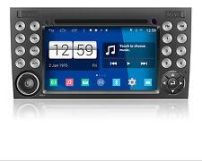 Autoradio GPS/DVD/Navi/ANDROID 4.4.4/BT/DAB+ MERCEDES BENZ SLK KLASSE W171 M096