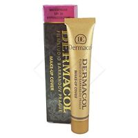 Dermacol MAKE-UP COVER LEGENDARY HIGH COVERING Make-Up FOUNDATION CONCEALER 30g