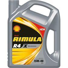HUILE MOTEUR SHELL RIMULA R4 X 15W40 - 5L