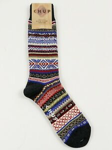 NEW CHUP AISTEAR Shadow KNITTED Socks Made in Japan Size L Large