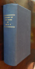 History of the Wars of the United States by John Lewis Thomson (1856 2 vol in 1)