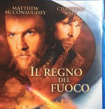 DISNEY BLU RAY Il Regno Del Fuoco ed. estera con lingua italiana presente RaRo