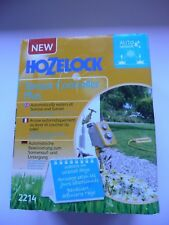 HOZELOCK GARDEN SENSOR CONTROLLER PLUS WATERING TIMER 2214 AUTO HOLIDAY PLANTS
