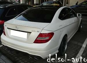 per Mercedes Benz Classe C W205 C180 C200 C220 C250 C300 C350 C400 C450 AMG C43 C63 SLONGK Paraurti Anteriore Lip Splitter Spoiler