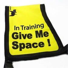 """Black Dog """"Give Me Space"""" Awareness Vest"""