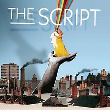 THE SCRIPT The Script S/T Self-Titled CD BRAND NEW