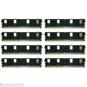 16GB Kit (8x2GB) DDR2 PC2-6400 800MHz ECC FBDIMM Memory for 2008 Apple Mac Pro