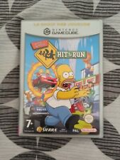 Les Simpsons Hit And Run Nintendo GameCube