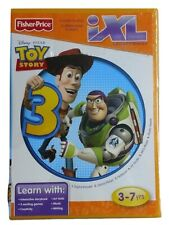 Fisher-Price iXL Learning System Toy Story 3 NEW