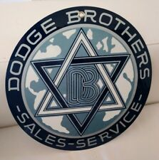 Dodge Brothers sign .. Mopar