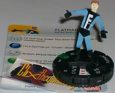 FLATMAN #021 #21 Wolverine and the X-Men Marvel Heroclix