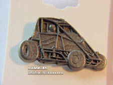 NON WING Sprint car Midget hat pin Tracey's  racing jewelry exclusive