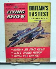 July 1962 ROYAL AIR FORCE FLYING REVIEW Magazine
