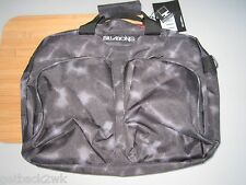 NEW* Billabong Messenger Crossbody BAG BACKPACK Laptop Pocket Satchel Black