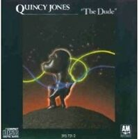 "QUINCY JONES ""THE DUDE"" CD NEU"