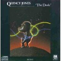 """QUINCY JONES """"THE DUDE"""" CD NEU"""