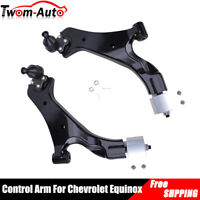 Front Lower Control Arm & Ball Joint For 2010-2017 Chevrolet Equinox GMC Terrain