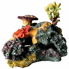 Large Coral Reef Scene Fish Cave Aquarium Ornament Fish Tank Decoration