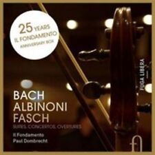 Bach Albinoni Fasch: Suites Co, New Music