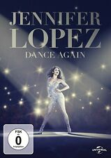 JENNIFER LOPEZ-DANCE AGAIN  DVD NEW