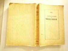 TRAITE METHODIQUE DE SCIENCE OCCULTE DE PAPUS ED DORBON AINE PARIS 1891