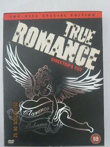 True Romance  - 2 Disc Collector's Edition - Director's Cut  - DVD