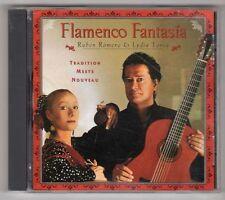 (GY748) Flamenco Fantasia, Ruben Romero & Lydia Torea - 1993 CD