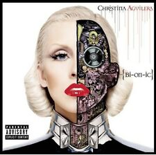 Bionic by Christina Aguilera (CD, Jun-2010, Sony BMG)