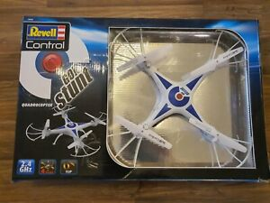 Revell Control GO! STUNT Rc Quadrocopter 2,4ghz Drohne Drone In Ovp
