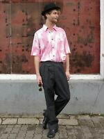 Ernst Tellmann Anzughose 50er Herrenhose True VINTAGE 50s men's suit trousers
