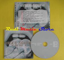 CD DISCO SOUND 70-80 VOL 8 compilation CREATURES SAVAGE KANO (C2)no lp mc dvd