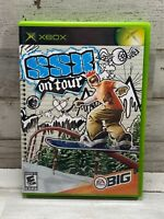 SSX On Tour Microsoft Xbox Video Game - Tested - CIB - Free Shipping!