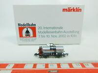 BP243-0,5# Märklin mini-club Z/DC Kesselwagen Deutz Öl DB Köln 2002, NEUW+OVP