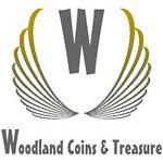 Woodland Coins and Treasure
