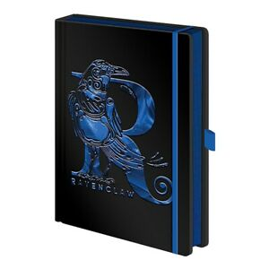Genuine Harry Potter Ravenclaw House Foil A5 Hardback Journal Notebook Note Pad