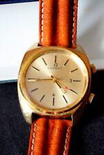 Montre bracelet Cortebert en métal doré