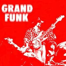GRAND FUNK RAILROAD Grand Funk CD BRAND NEW Bonus Tracks Remastered