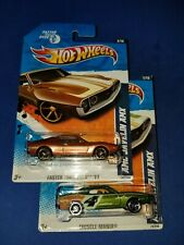 HOT WHEELS AMC JAVELIN AMX LOT of 2