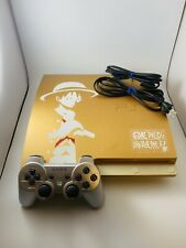 PS3 PlayStation 3 Console System One Piece Kaizoku Musou Gold Edition US Seller