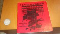 A Lamu cookbook - Fatma Shapi & Katie Halford - The Lamu Society (1988)