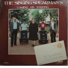Country Lp The Singing Spearman'S Coming On Strong On New Dawning