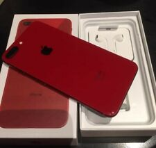 Paypal USED Apple iPhone 8 Plus 64GB Red - Factory Unlocked