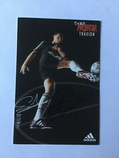 Autogramm LUC NILIS-NS Belgien-WM 94/98-Ex-PSV Eindhoven/Aston Villa-AK-45/19