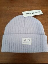 BNWT Urban Outfitters Lavender Beanie Hat FREE P&P 100% Acrylic